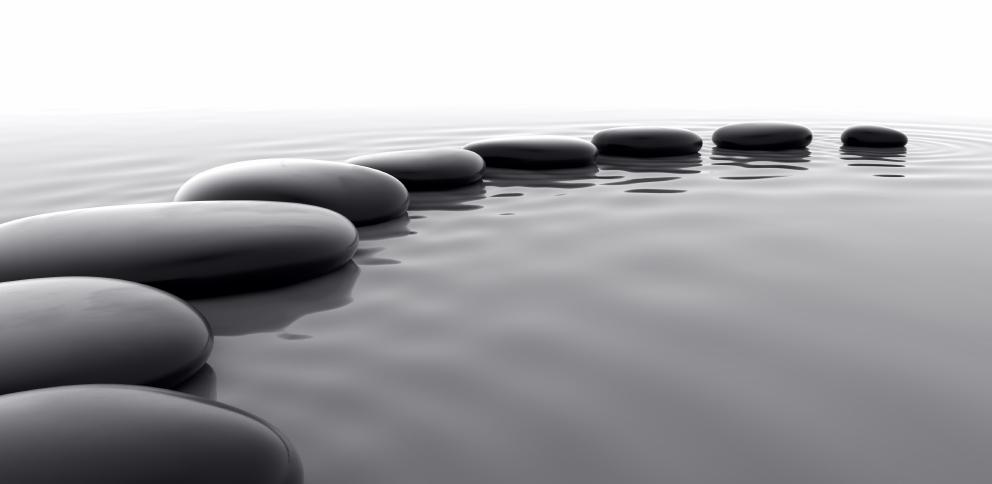 Skipping Pebbles into Eternity – Kintsukuroi